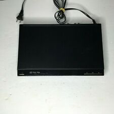 Sony Black CD/DVD Player DVP-SR401HP