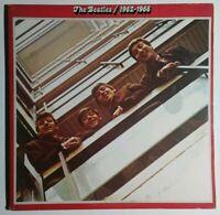 The Beatles 1962-1966 2X Vinyl LP RED VINYL SEBX-11842 Tested