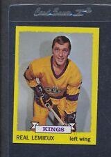 1973/74 Topps #122 Real Lemieux Kings NM/MT *766