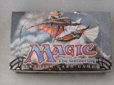 MTG EMPTY TEMPEST BOOSTER BOX - NO CARDS OR PACKS - MAGIC THE GATHERING