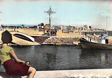 BR9476 Palavas les Flots Vue sur Embouchure du Lez    france