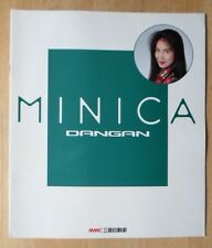 MITSUBISHI MINICA DANGAN orig 1989 JDM Japanese Mkt Large Format Sales Brochure