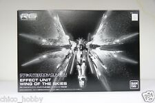 Premium Bandai RG 1/144 Effect Unit Wing of the Skies Strike Freedom Gundam Seed