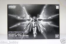 Premium Bandai RG 1/144 Effect Unit Wing of the Skies Strike Freedom Gundam Seed