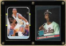 1996 Style Donruss Jordan Rated Rookie Baseball Basketball Cards in Case
