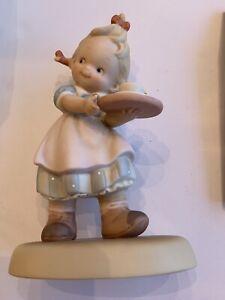 "Memories of Yesterday Figurine ""YOU WARM MY HEART""  1995  Enesco"