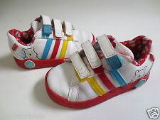 Kinder Sneaker Adidas Disney Winnie Pooh 23 1/2 weiß rot TIP TOP /Z94