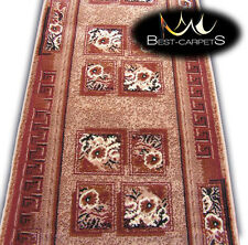 Modern Hall Carpet Runner BCF Greek ! Stairs Width 60cm-200cm extra long RUGS