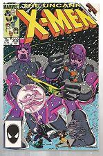 The Uncanny X-Men 202 (Feb 1986, Marvel Comics)