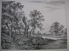 FRANZ RECHBERGER ´DER MANN MIT DEM STOCK; MAN CARRYING A POLE´ N. 26, 1796