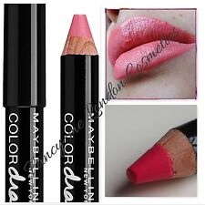 Maybelline New York Color Drama Intense Velvet Lip Pencil In With Coral 420 NEW