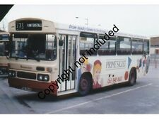 BUS PHOTO: ROSSENDALE LEYLAND LEOPARD 164 PHB364R