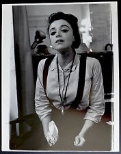 Photo Philippe Halsman - Anna Maria Alberghetti - Tirage argentique d'époque -