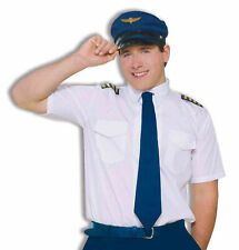 Co-Pilot Mile High Airlines Halloween Costume - Brand New