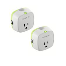 Belkin Conserve Energy Saving Outlet (2 Pack)