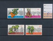 LL96736 Uganda flowers nature fine lot MH