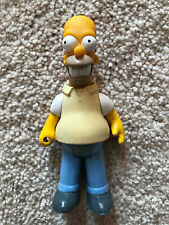 Vintage Homer Simpson Pvc Action Figure 1990