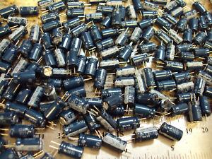 7g   400-PCS LOT  Capacitors ELNA  220uf 16v  ROHS  NEW
