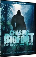 CHASING BIGFOOT THE QUEST FOR TRUTH 5 PART DOCUMENTARY SERIES New Sealed DVD