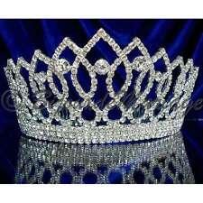 """DIADEME bijoux accessoires cheveux mariage CRISTAL """"PRELUDE"""" Bijoux Mariée Miss"""