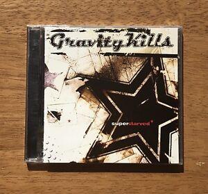 GRAVITY KILLS - Superstarved CD 2002