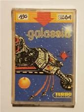 GALASSIA (TURBO SYSTEM): GAME Commodore 64 TAPE cassetta C64 GIOCO