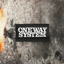 ONE WAY SYSTEM PATCH MBPMTS041