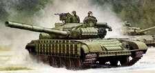 1:35 Trumpeter 5522 - Soviet T64BV Main Battle Tank  Plastic Model Kit