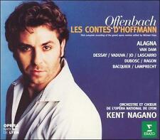 Offenbach - Les Contes d'Hoffmann / Alagna, van Dam, Dessay, Vaduva, Jo, Lascarr