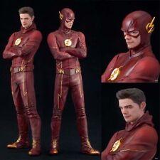 Superheld Superhelden Hero The Flash Barry Allen Statue Figuren Spielzeug Figur