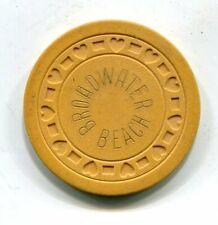 Broadwater Beach Biloxi Ms.Illegal Gambling Chip