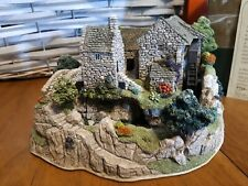 """Lilliput Lane"""" By The Mill Stream"""" L2648 Falling Water Collection Mib with deed"""