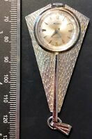 Vintage Swiss Made CORO Pendant Watch - Functional
