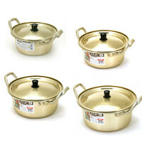 Korean Noodle Ramen Ramyun Pot with Lid, Size(14, 16, 18, 20cm) for Shin Ramyun