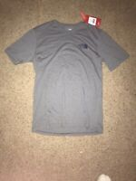 New The North Face Gray Adventure T Shirt Small Mens