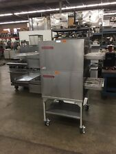 "Blodgett MT1828E - Double-Stack Electric Conveyor Oven - 18"" Belt, 28"" Tunnel"