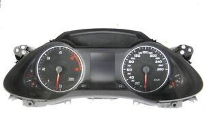 Audi A4 8K Tachymètre Instrument Combiné 247.000km 8K0920930C 2.0 3.0 2.7TDI