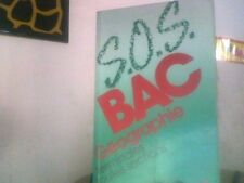 S.O.S BAC geographie terminales toutes sections