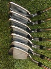 Cobra Golf F7 One Length Irons 5-GW Gap Wedge Regular Flex Shafts King