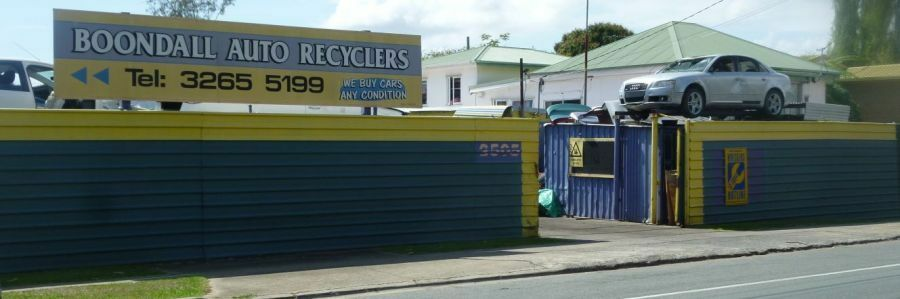 BOONDALL AUTO RECYCLERS