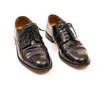 EUC Cole Haan Caldwell Cap Toe Oxford Black Dress Shoes 08330 US 9.5 D