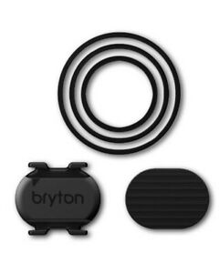 Bryton Sensor Cadence Front Blue Streak (Without Magnet)