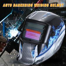 Auto Darkening Welding Helmet Arctig Mig Mask Grinding Welder Hood Large Viewing