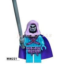 Skeletor Mini Figures He-Man and the Masters of the Universe Building Toys #5h54