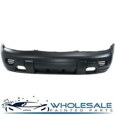 For 2002-2009 CHEVY TRAILBLAZER Front Bumper w/o Fog Lamps Painted GM1000640