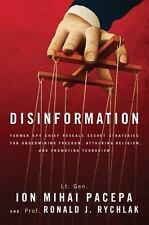 Disinformation: Former Spy Chief Reveals Secret Strategies for Undermining Freed