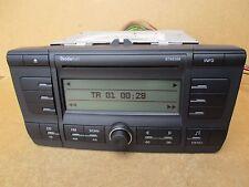 Skoda auto octavia stream stéréo lecteur cd avec code 1Z0035161B 2004-2009