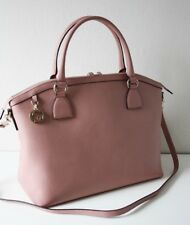 GUCCI 449660 Tasche LEATHER Charm Large TOTE BAG rosa