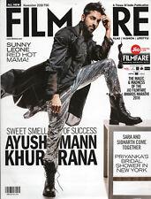FILMFARE November 2018 - Englischsprachiges Bollywood Magazin aus Indien