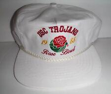 USC Trojans 1988 Rose Bowl Vintage Adjustable Strap back Cap NWT Authentic  Hat f21479afc04b